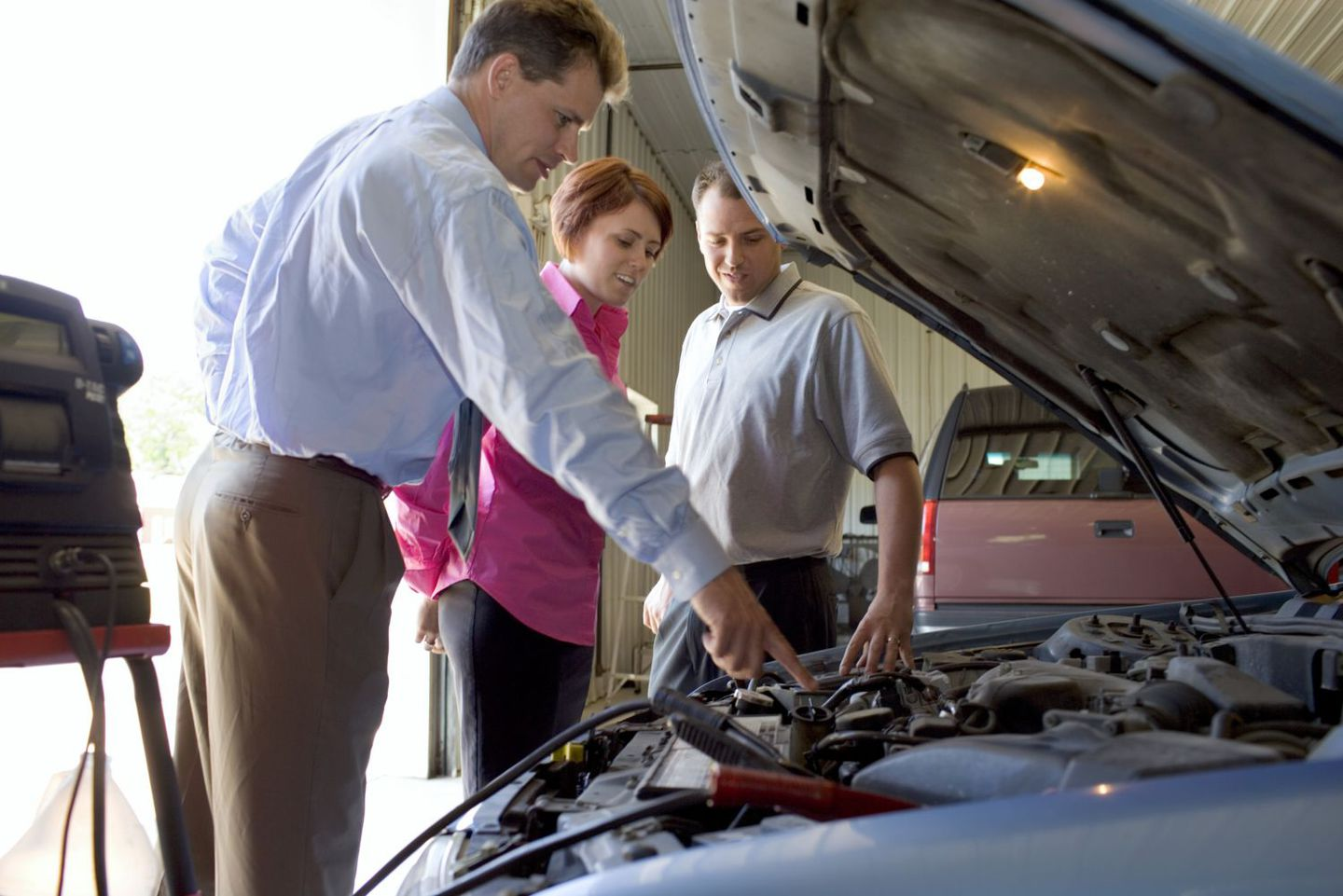 Basic Car Mechanic Services