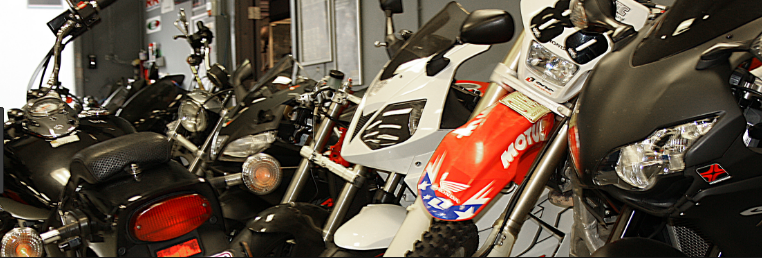 motorcycle dealers Melbourne