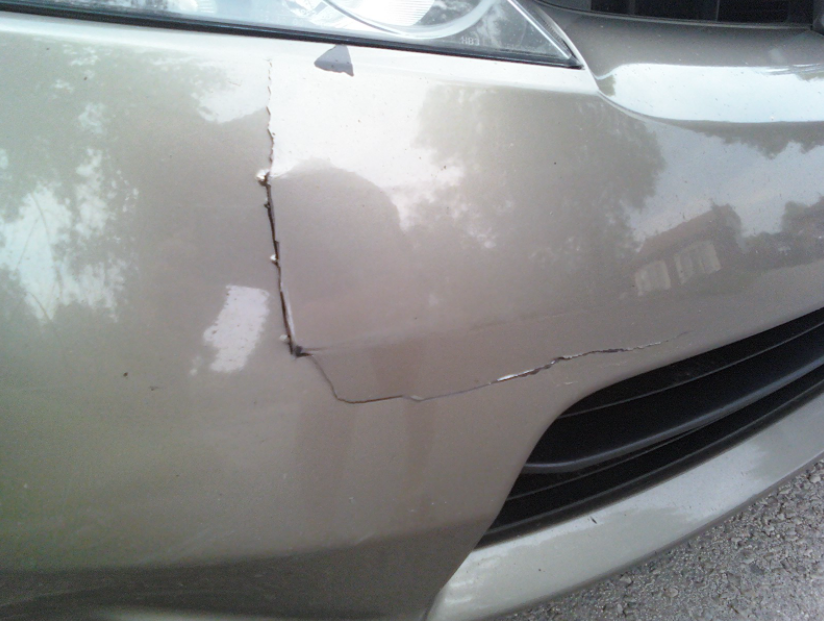 car bumper repairs Perth